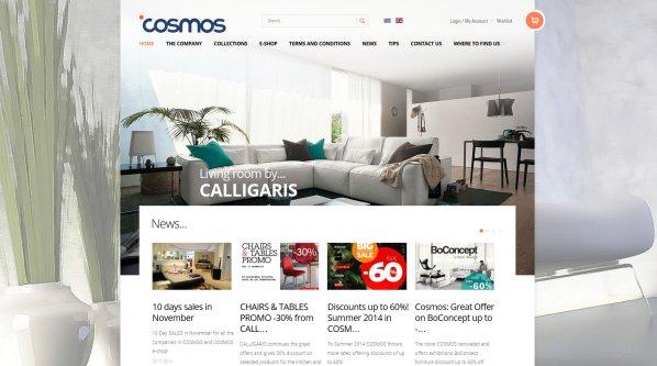Cosmos eShop